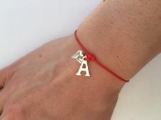 Made to order make a wish string bracelets