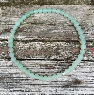 Frosted Aventurine bracelet