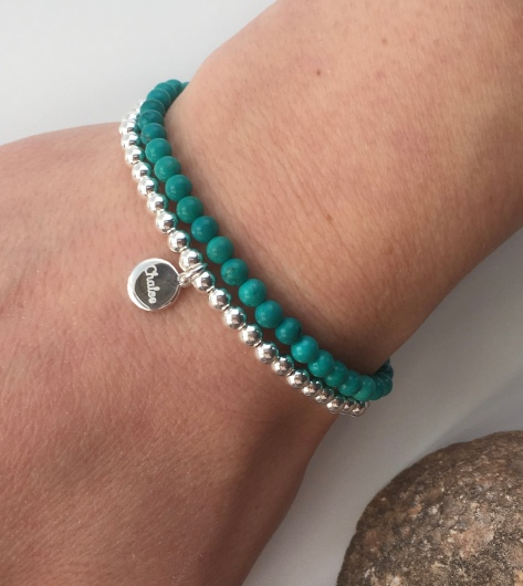 Chalso bracelet with Turquoise