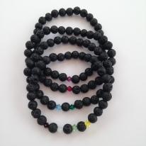 Lava birthstone bracelets