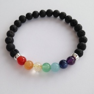 Lava Rainbow bracelet