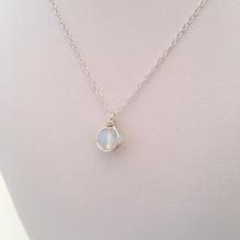 Opal pendant.