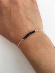 Genuine Sapphire bracelet