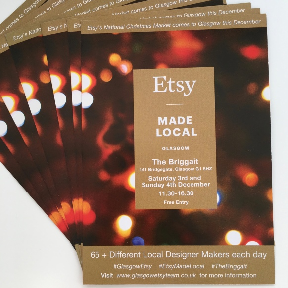 The annual Etsy Made Local is quite an event!
