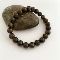 Bronzite bracelet