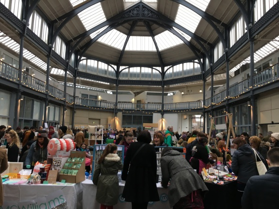 Etsy Made Local 2016 at The Briggait in Glasgow