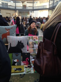 The Canny Squirrel at Etsy Made Local 2015