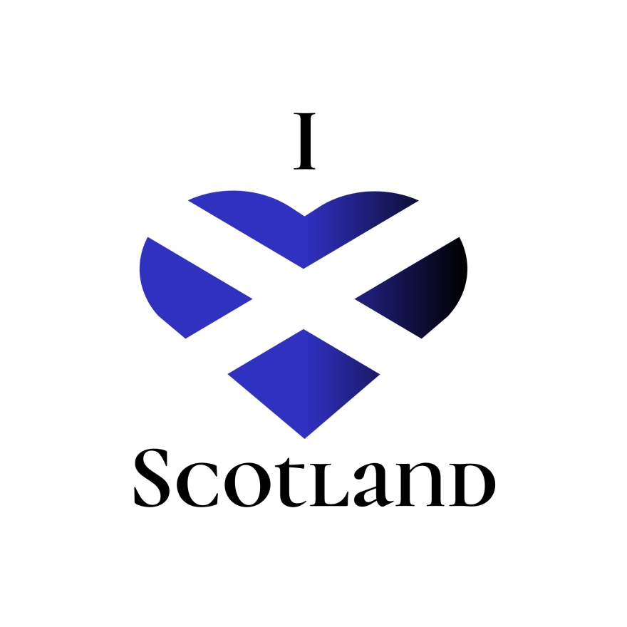 I Heart Scotland Etsy Team logo
