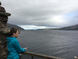 Looking for Nessie...