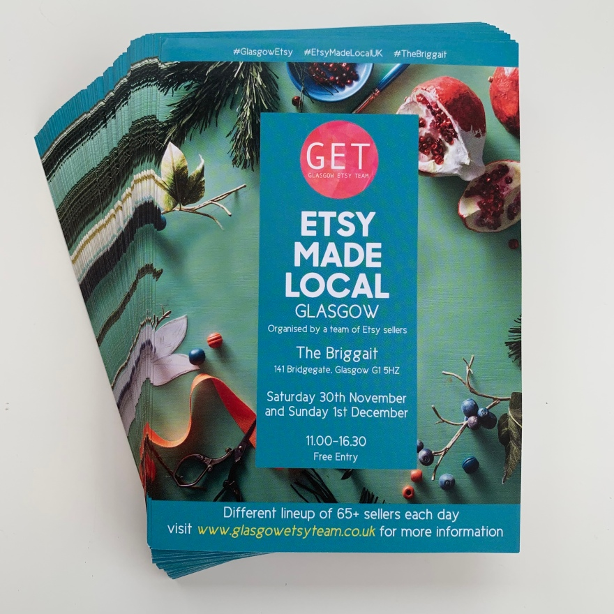 Etsy Made Local - Glasgow